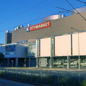 K-citymarket hypermarketti Malmi Helsinki