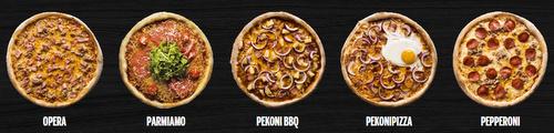 Kotipizza pizzat Helsinki