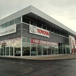 Mustakivi Auto autokauppa Tallinna