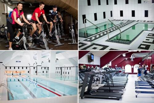 Reval Spordiklubi & Veekeskus liikuntakeskus ja vesipuisto Tallinna