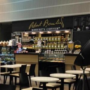 Robert's Coffee kahvila Kamppi kauppakeskus Helsinki