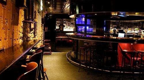 Scotland Yard pub sisätilat Tallinna