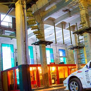 Seikkailukeskus Tallinna Megazone