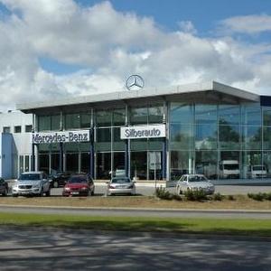 SilberAuto autokauppa Tallinnassa
