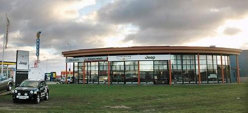SilberAuto autokauppa Ülemiste Keskus Tallinna