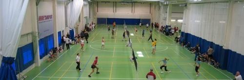 Sparta liikuntakeskus palloilusali Tallinna