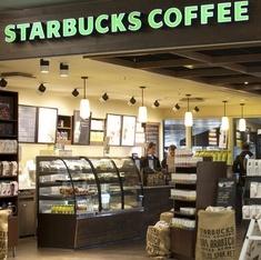 Starbucks kahvila Helsinki