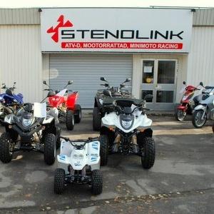 Stenolink Motokeskus mönkijä- ja moottoripyöräliike Tallinna