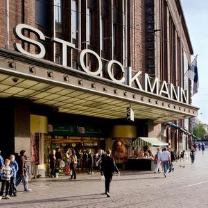 Stockmann tavaratalo Aleksanterinkatu Helsinki