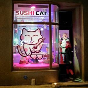 Sushi Cat ravintola Tallinna
