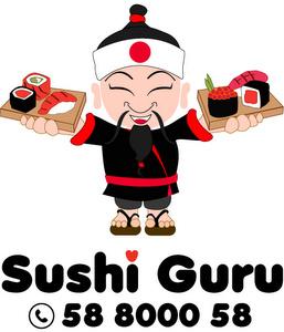 Sushi Guru take away ravintola Tallinna
