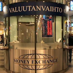 The Change Group valuutanvaihto Kamppi Kauppakeskus Helsinki