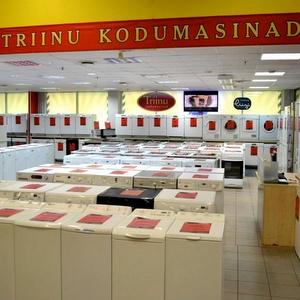Triinu Kodumasinad kodinkoneliike Tallinna