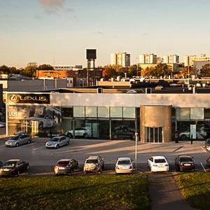 Unelmauto autokauppa Lexus merkkiliike Tallinna