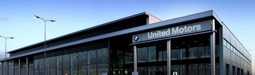 United Motors autokauppa BMW ja Mini Tallinna
