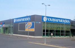 Vaibaparadiis mattokauppa Tähesaju City Tallinna