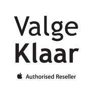 Valge Klaar Apple kauppa Tallinna