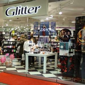 Glitter myymälä Kauppakeskus Forum Helsinki