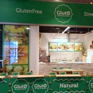 Gluto Street Food gluteeniton ravintola Kauppakeskus Kamppi Helsinki