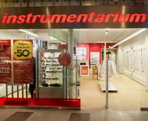 Instrumentarium optikkoliike Kauppakeskus Kamppi Helsinki