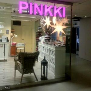 Kauneushoitola Pinkki Kauppakeskus Itis Helsinki