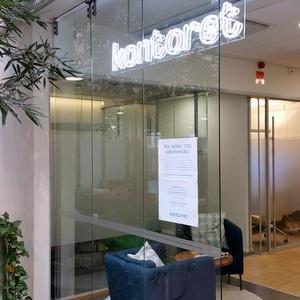 Kontoret työtilat Helsinki