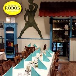 Ravintola Rodos Kauppakeskus Itis Helsinki