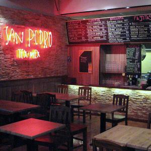 San Pedro Tex-Mex ravintola Kauppakeskus Kamppi Helsinki