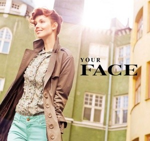 Your FACE vaatteet Helsinki