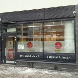 Autokoulu Kulmis Myllypuron Ostari Helsinki