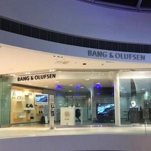 Bang & Olufsen myymälä Galleria Esplanad Helsinki