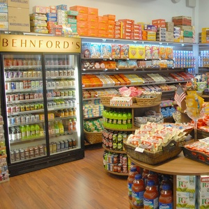 Behnford's herkkukauppa Citykäytävä Helsinki