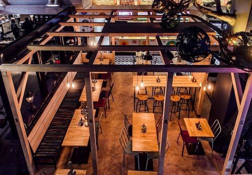 Chilitos meksikolainen ravintola Helsinki
