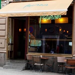 Iguana Tex-Mex ravintola Keskuskatu Helsinki