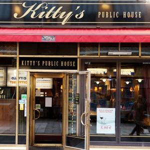 Kitty's Public House pubi-ravintola Helsinki