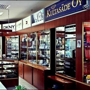 Kultasäde koru- ja kellokauppa Helsinki