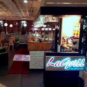 La Grill pihviravintola kauppakeskus Forum Helsinki