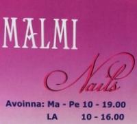 Malmi Nails kynsistudio Malmin Nova Helsinki