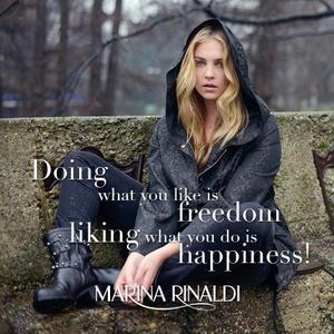 Marina Rinaldi vaatteet Helsinki