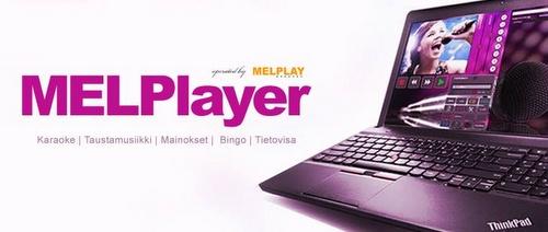 MelPlayer karaokejärjestelmä Helsinki