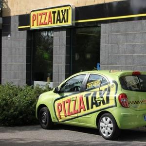 Pizzataxi Herttoniemi pizzeria Helsinki