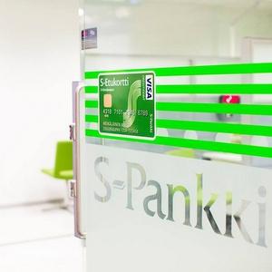 S-Pankki konttori Helsinki