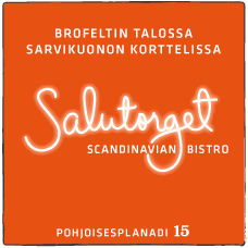 Salutorget ravintola Helsinki