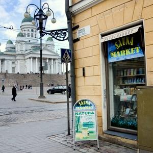 Saunamarket saunakauppa Torikorttelit Helsinki