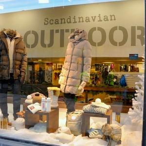 Scandinavian Outdoor Store Kauppakeskus Forum Helsinki