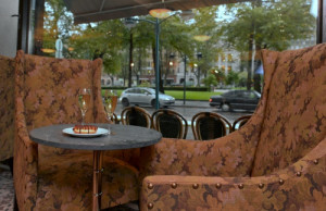 Strindberg kahvila Helsinki