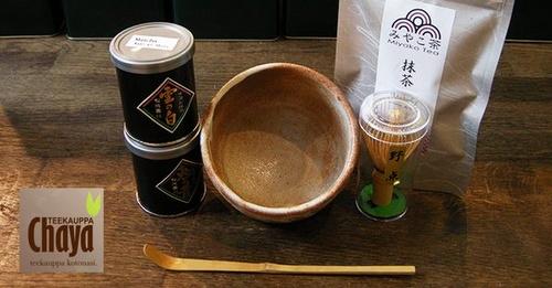 Teetuotteet Chaya Teekauppa Helsinki