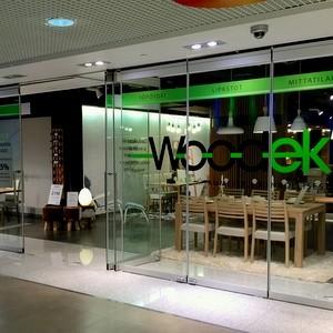 Woodek huonekaluliike Citycenter Helsinki