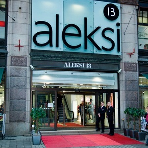 Aleksi 13 tavaratalo Helsinki