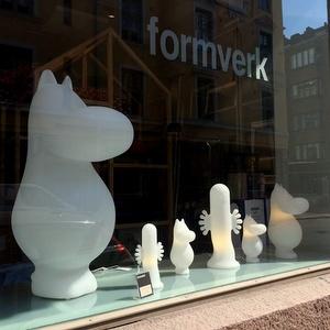 Formwerk myymälä Helsinki